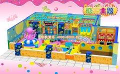 如何打造一个人气很高的室内儿童设施游乐园?