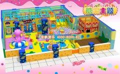 新型室内儿童游乐场设备应具备哪些特点?